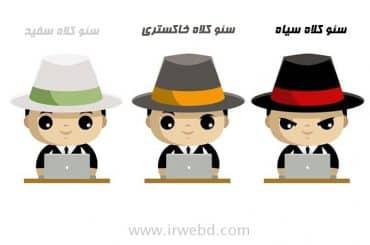 سئو کلاه سفید، کلاه خاکستری، کلاه سیاه چیست؟